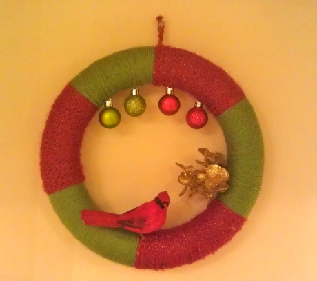 Christmas Wreath // Do All Things With Love
