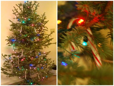 First Christmas Tree // Do All Things With Love