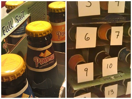 Beer Advent Calendar // Do All Things With Love