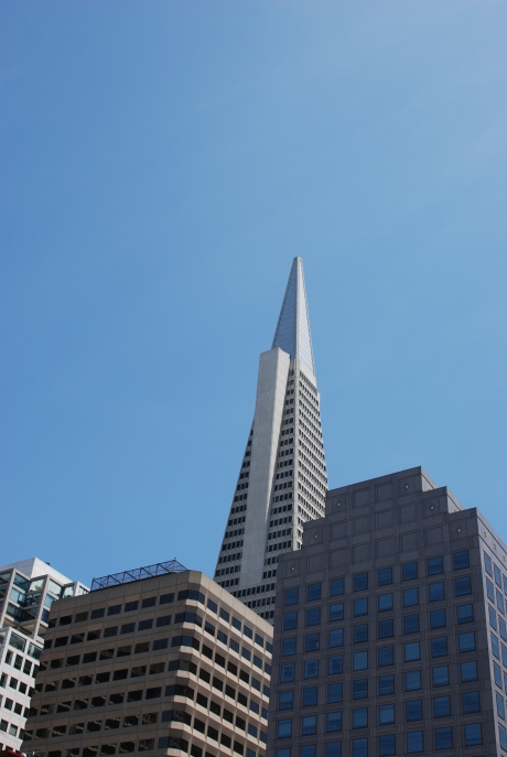 TransAmerica Pyramid // Do All Things With Love