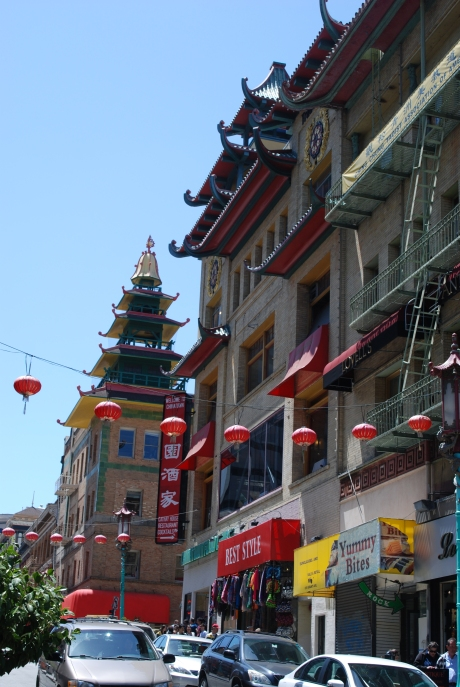 Chinatown // Do All Things With Love