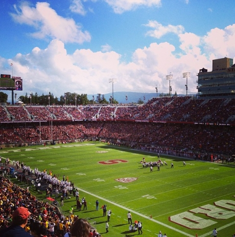 Stanford Football // Do All Things With Love