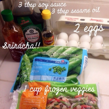 Easy Fried Rice // Do All Things With Love