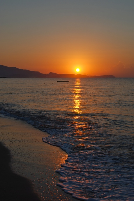 Anamur sunrise// Do All Things With Love