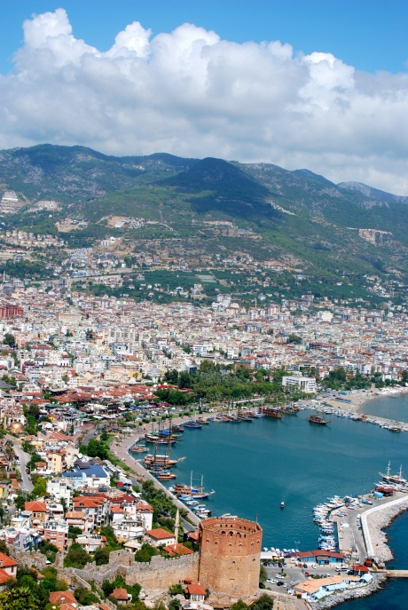 Alanya // Do All Things With Love
