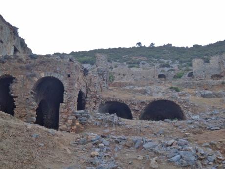 Anamuryum ruins