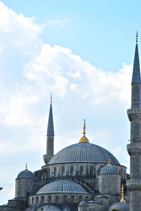 Sultanahmet (Blue Mosque) // Do All Things With Love