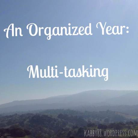 Organized Year // Do All Things With Love