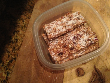 Energy Bars // Do All Things With Love
